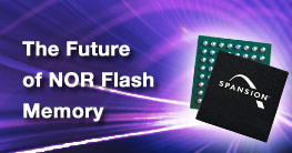The future of NOR Flash Memory